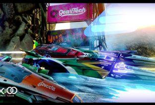 Il racing game futuristico Formula Fusion debutta domani su Steam