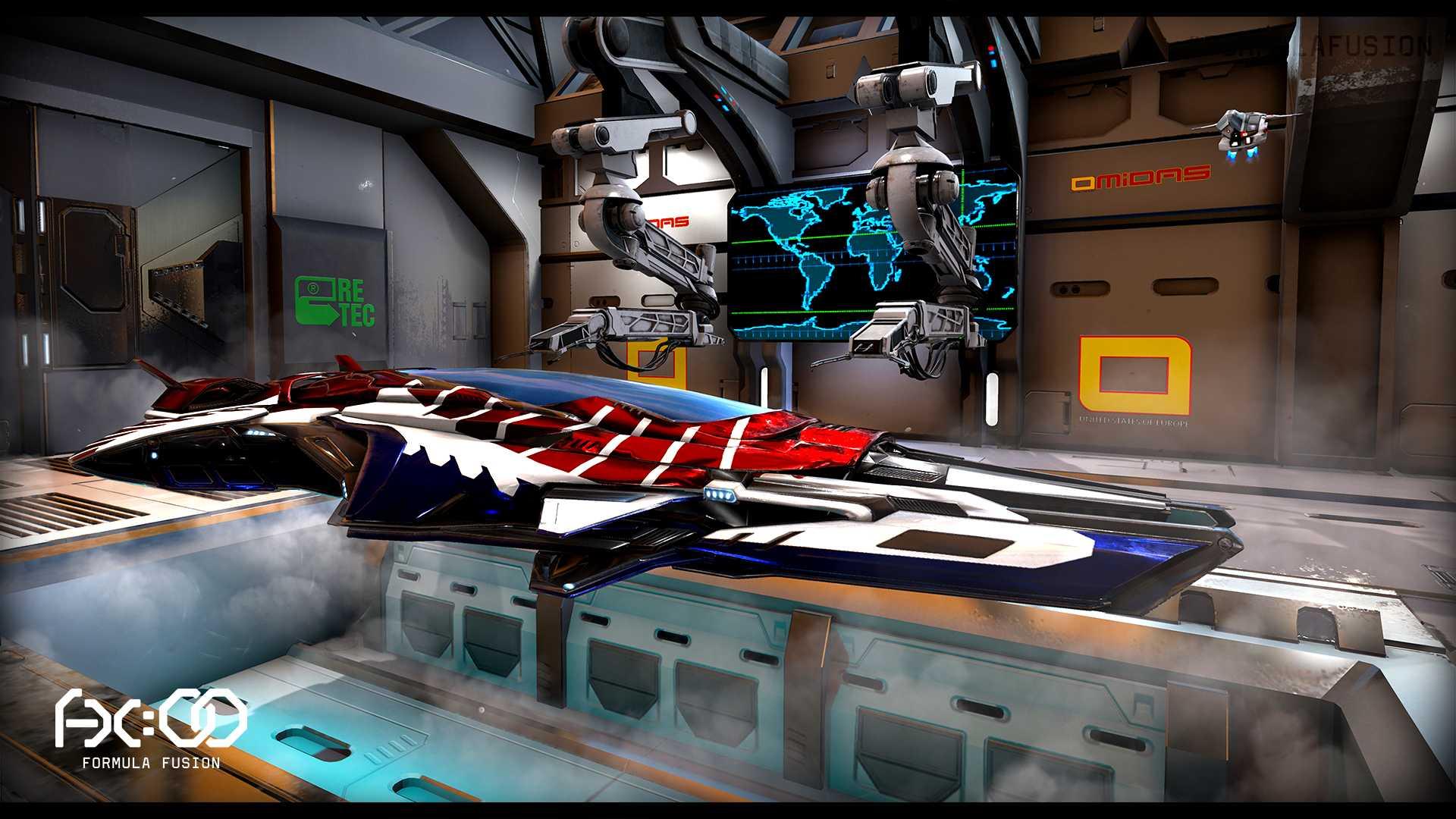 EGX Rezzed: Formula Fusion – Provato
