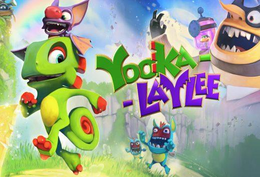 Yooka-Laylee - Recensione
