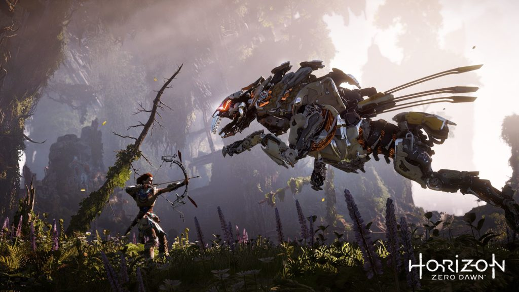 Horizon Zero Dawn gioco più venduto Steam