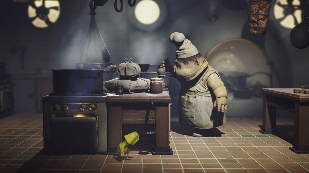 Little NightmaresLittle Nightmares - Recensione