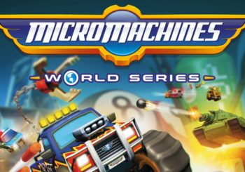 Trailer di lancio per Micro Machines World Series