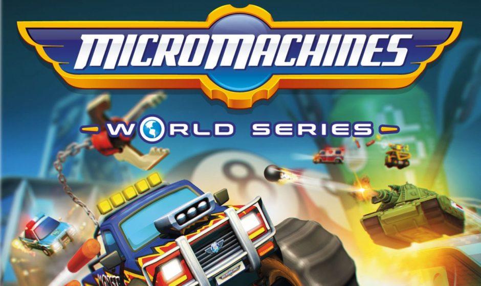 Trailer di lancio per Micro Machines World Series