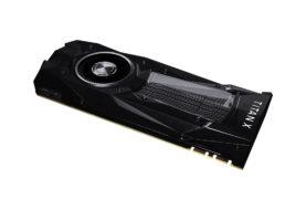 Nvidia lancia la nuova scheda grafica Titan Xp