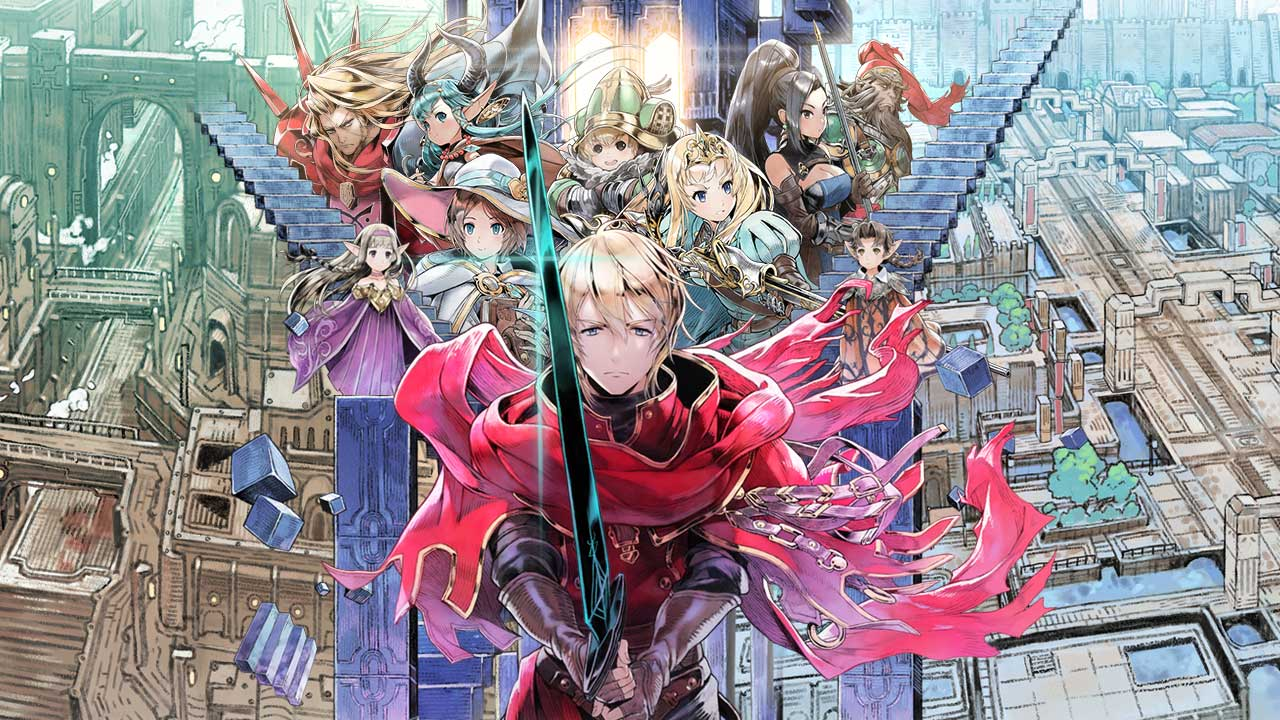 Radiant Historia Perfect Chronology Alistel