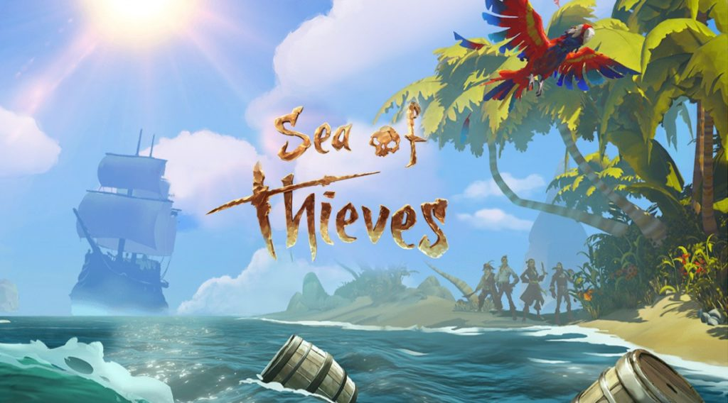 Sea of Thieves video risorse
