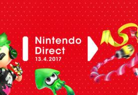 Nintendo Direct programmato per il 13 Aprile