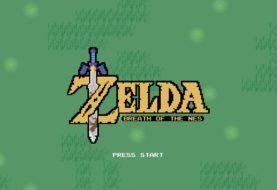 Zelda Breath of the Nes: Il fan game di cui avevamo bisogno
