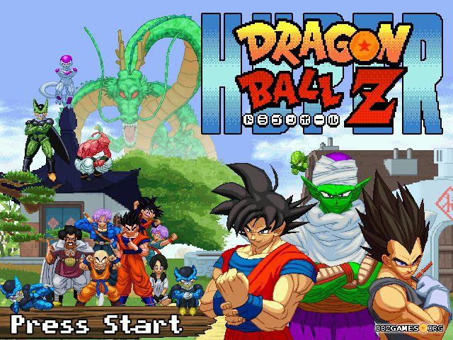 Hyper Dragon Ball Z gratuito