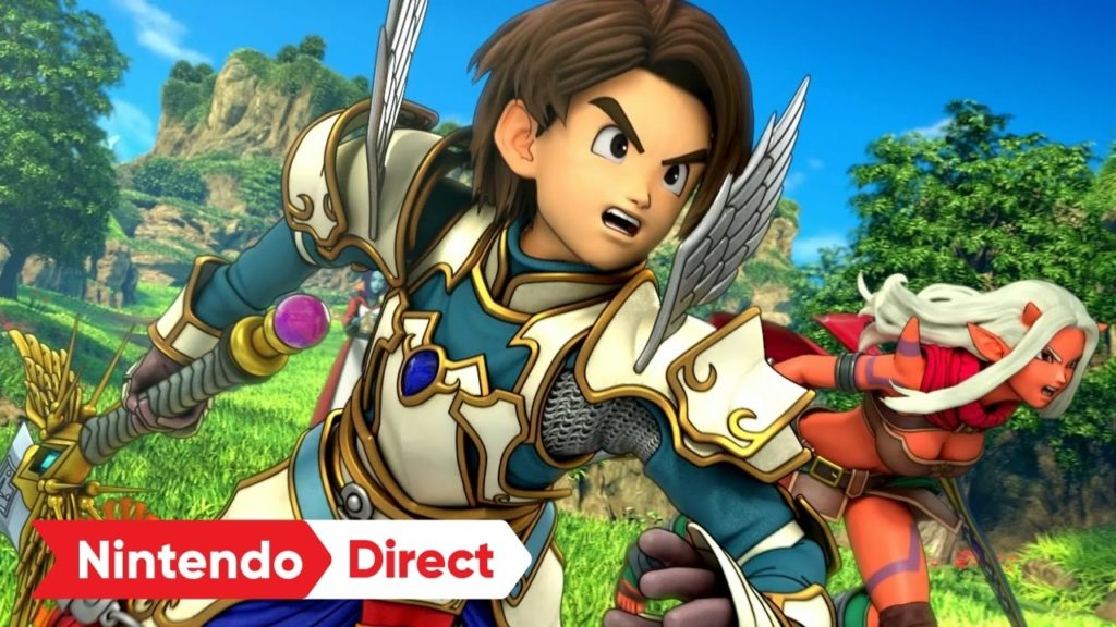 Dragon Quest X Switch