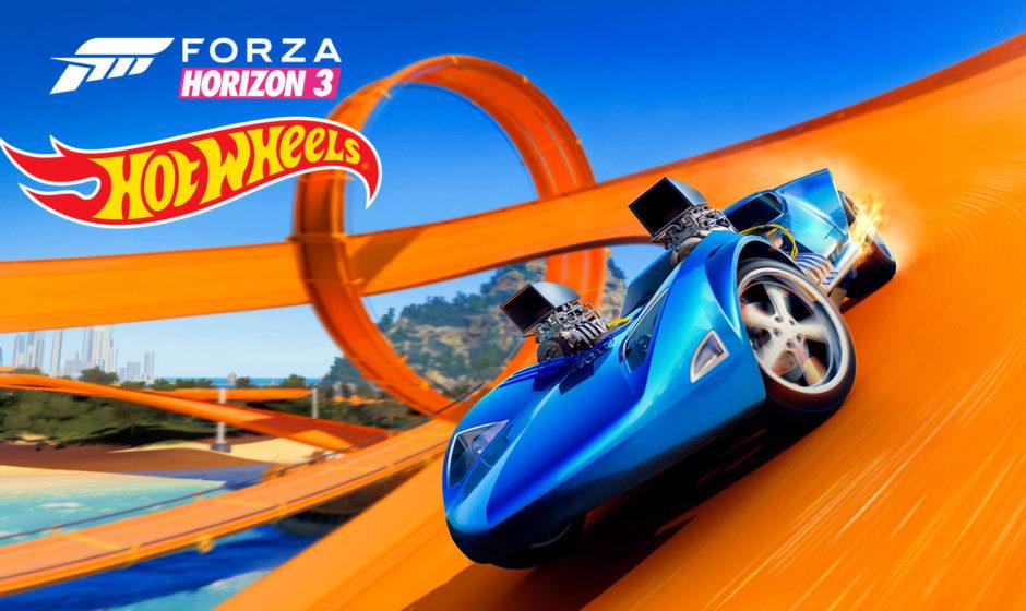 Forza Horizon 3 Hot Wheels in arrivo a Maggio