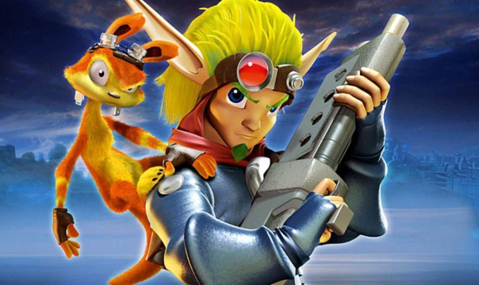 La serie Jak and Daxter arriva su PlayStation 4