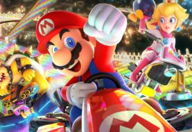 Mario Kart 8 Deluxe domina le classifiche eShop di Switch