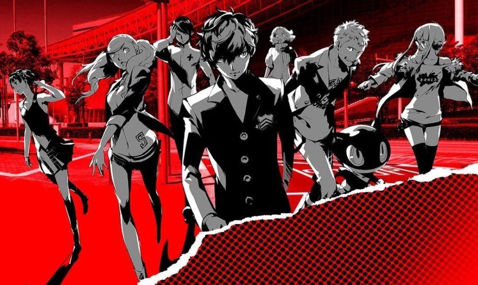 Persona 5, i dettagli della serie animata svelati da Atlus