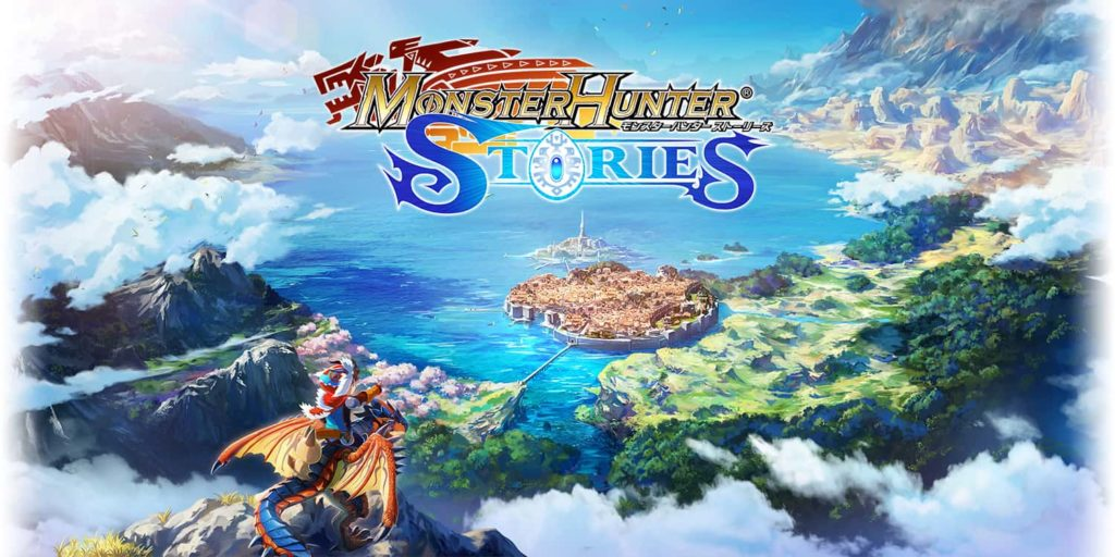 Monster Hunter Stories in occidente