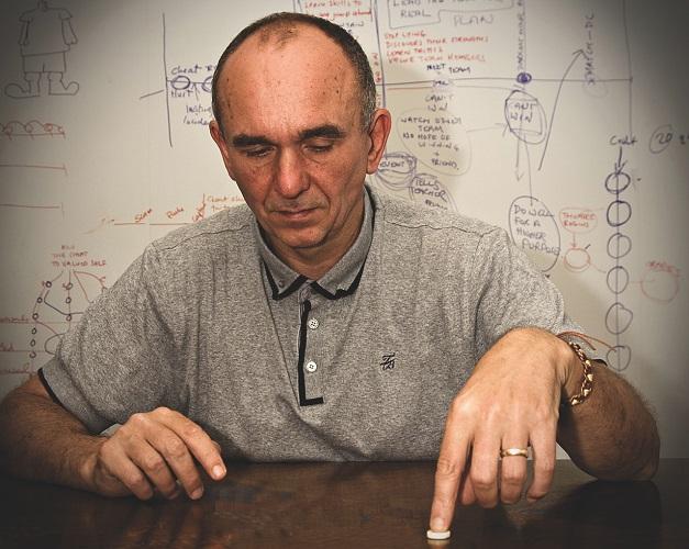 Peter Molyneux al lavoro sul suo prossimo titolo