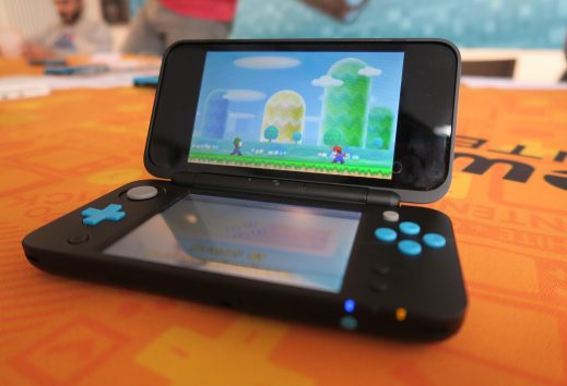 New Nintendo 2DS XL - Provato