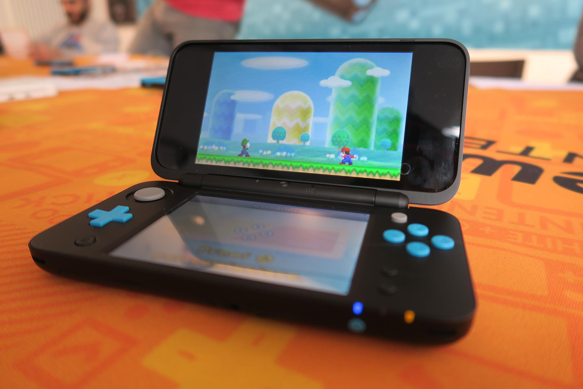 New Nintendo 2DS XL – Provato