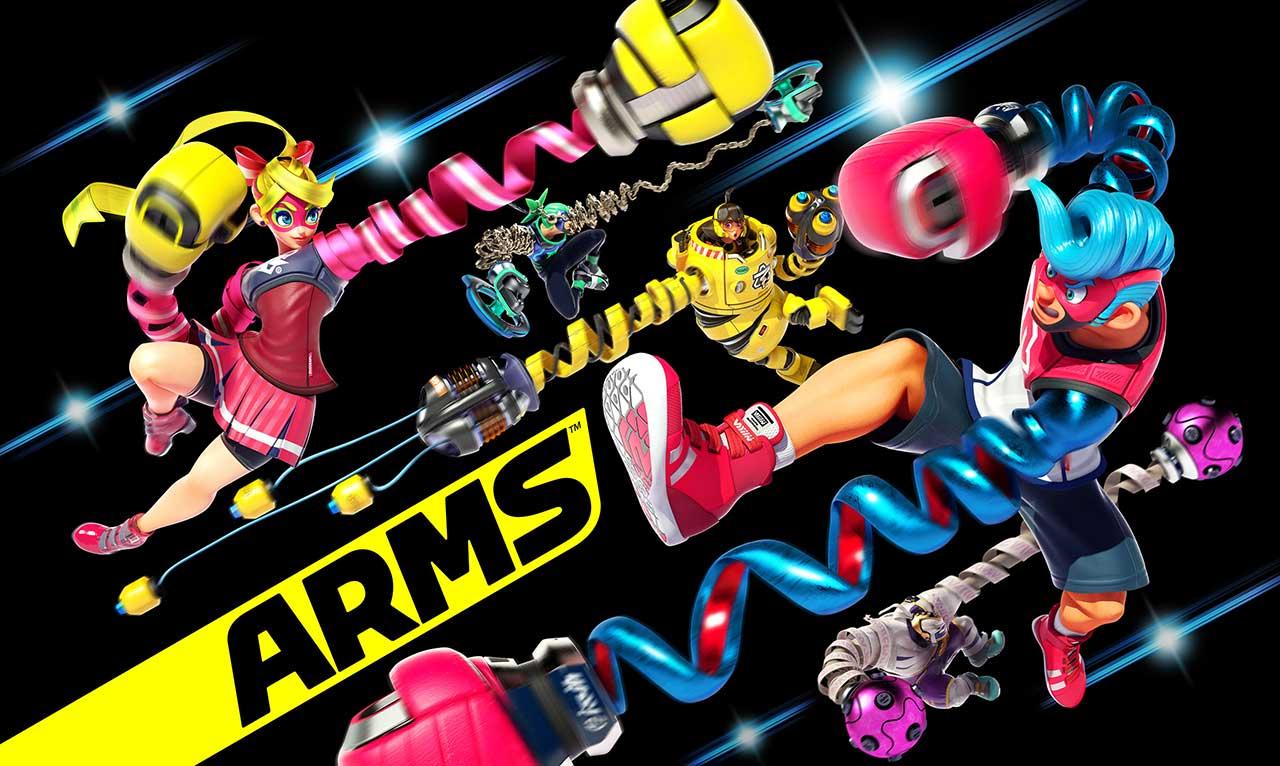 ARMS, i tre nuovi personaggi e tutte le informazioni dal Direct