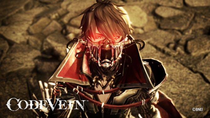 TGS 2017 Code Vein, un video ci mostra la customizzazione del protagonista