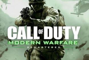 Call Of Duty: Modern Warfare Remastered potrebbe arrivare in stand alone?