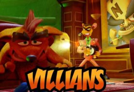 Crash Bandicoot N. Sane Trilogy, un trailer per antagonisti