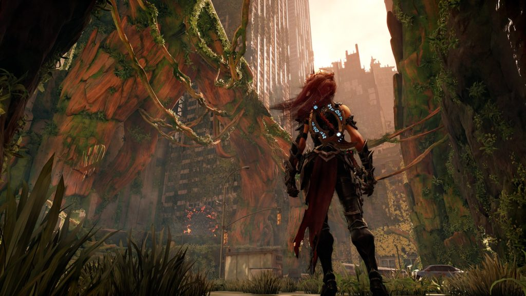 Darksiders III boss trailer