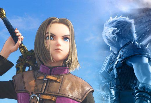 Dragon Quest 11 e Octopath arriveranno nell'anno fiscale 2018