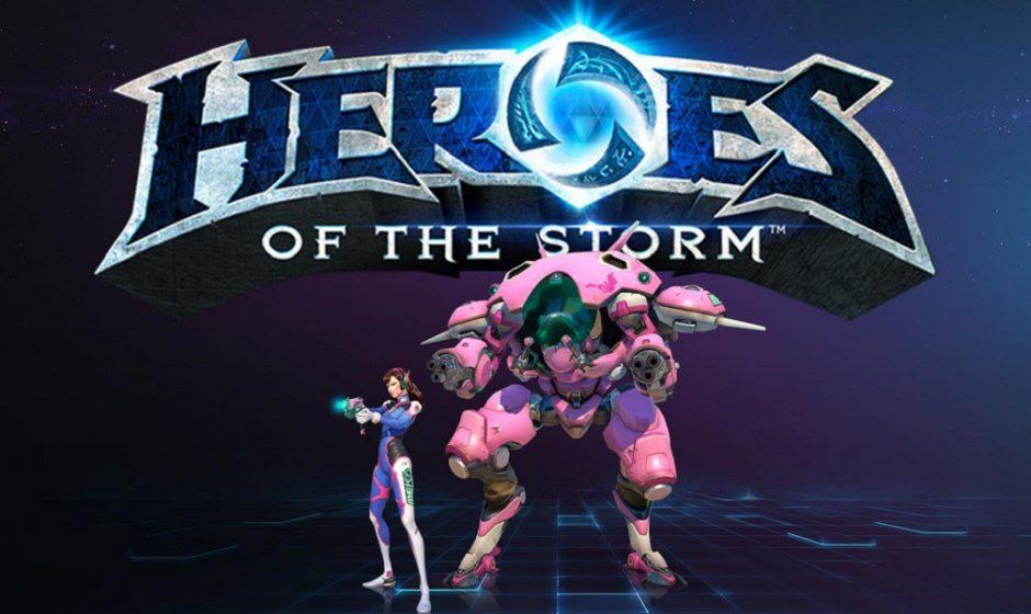 Guida alla Build Matrice Difensiva di D.VA in Heroes of the Storm