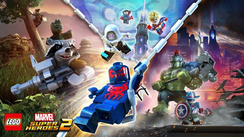 LEGO Marvel Super Heroes 2 keyart