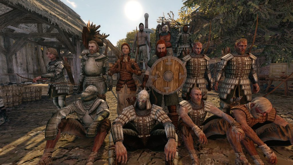 Life is Feudal – Provato