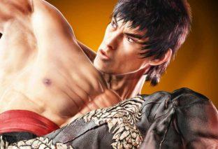 Marshall Law di Tekken prende forma in una statua
