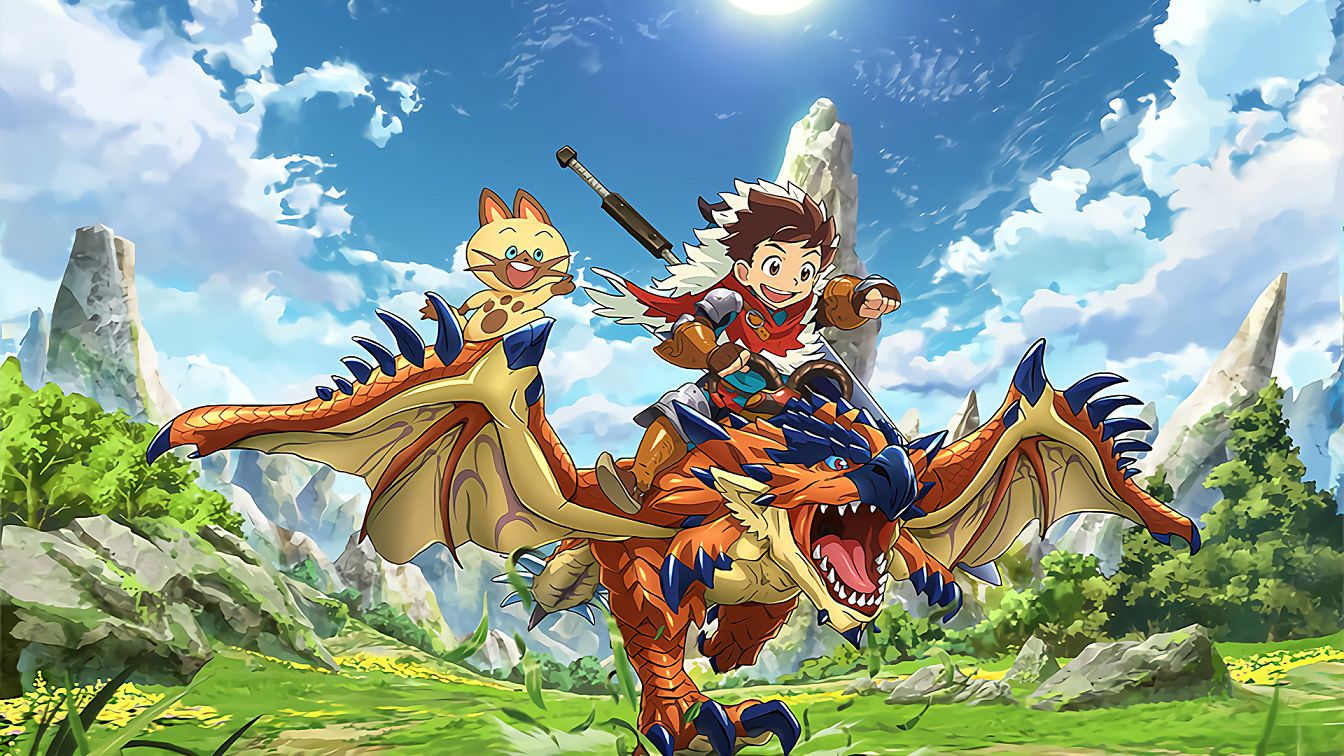 Monster Hunter Stories europa