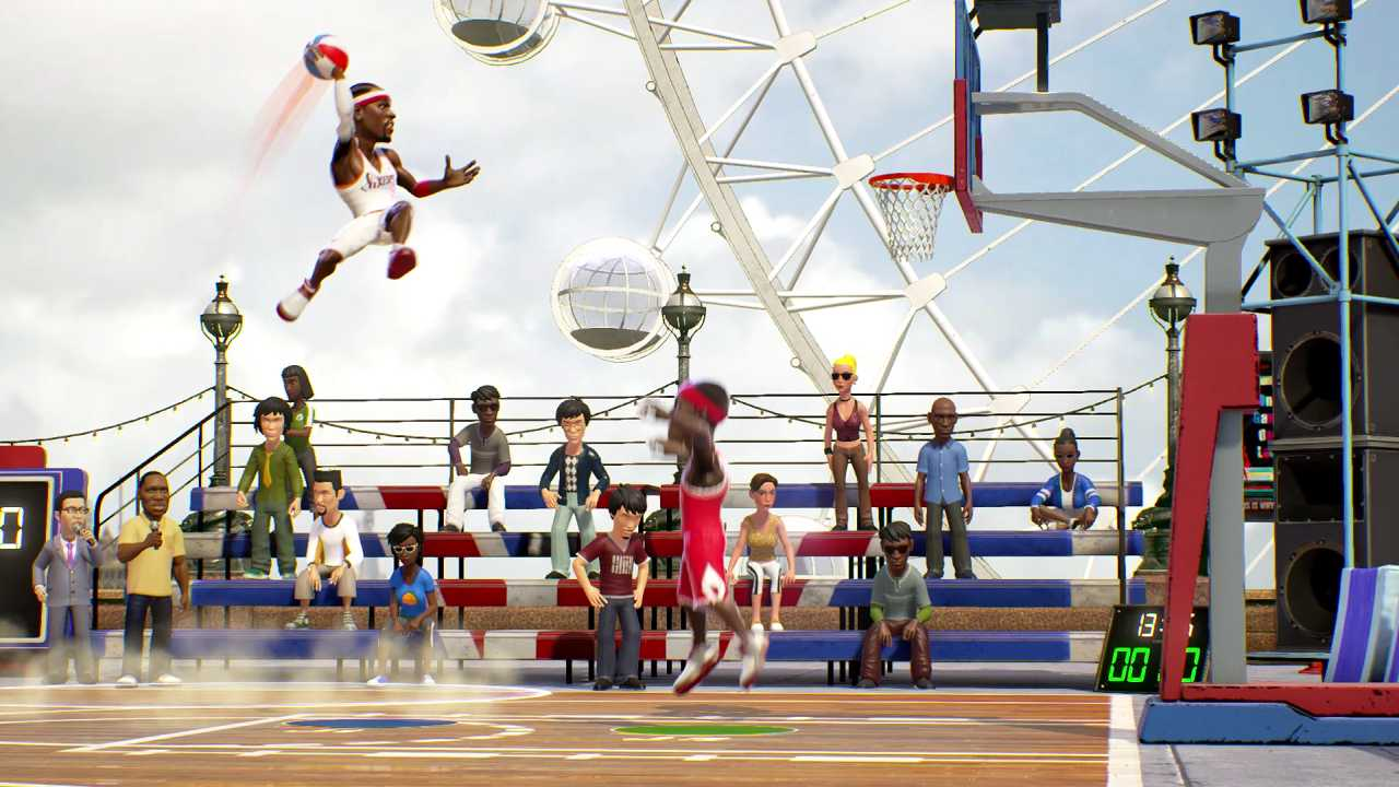 NBA Playgrounds – Recensione