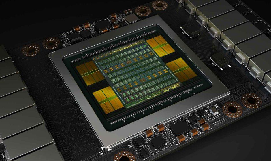 Nvidia rivela Volta nella sua nuova Tesla V100