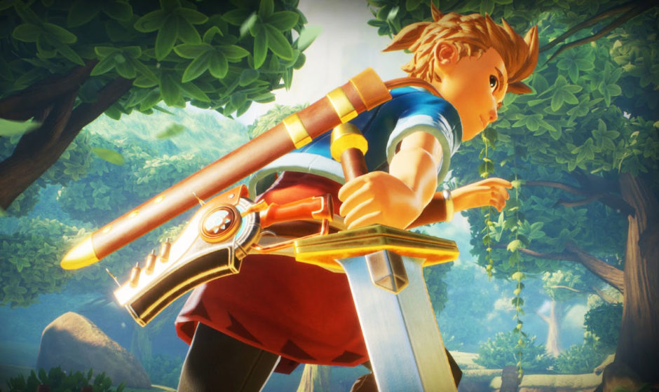 Primo gameplay trailer di Oceanhorn 2: Knights of the Lost Realm