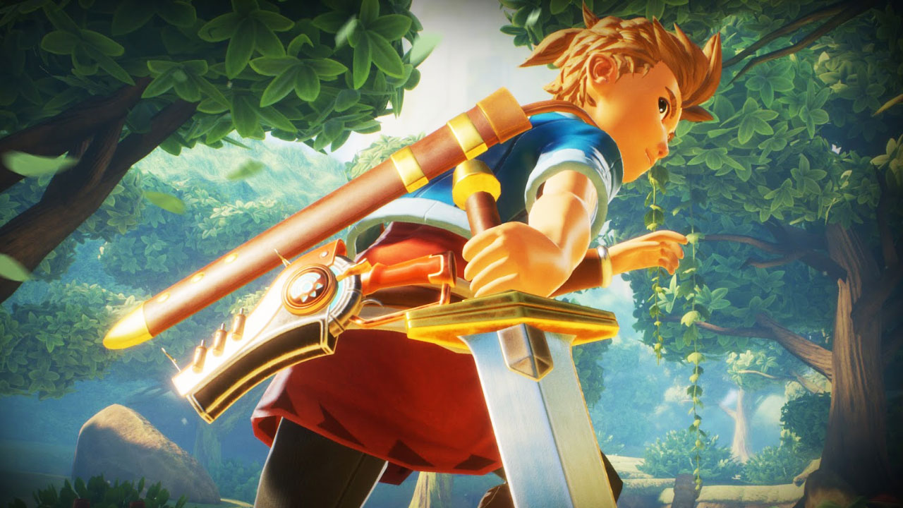 Oceanhorn 2 Artwork