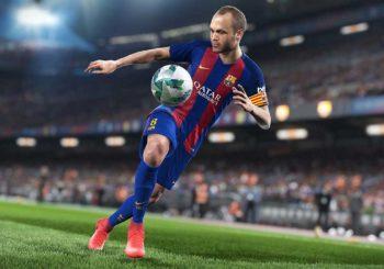 Gamescom: annunciata la demo e pubblicato un nuovo trailer per PES 2018