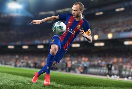 Pro Evolution Soccer 2018 @Gamescom 2017