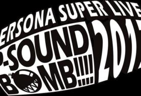 """Annunciato il """"Persona Super Live Concert"""""""