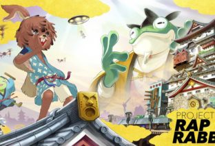 Project Rap Rabbit dai creatori di PaRappa the Rapper approda su Kickstarter