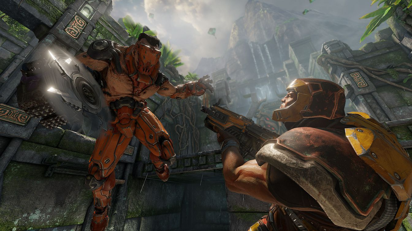 Quake Champions Beta – Provato