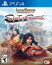 Cover Samurai Warriors Spirit of Sanada