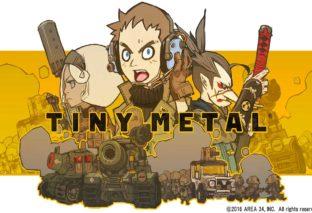 Tiny Metal arriverà anche su Nintendo Switch