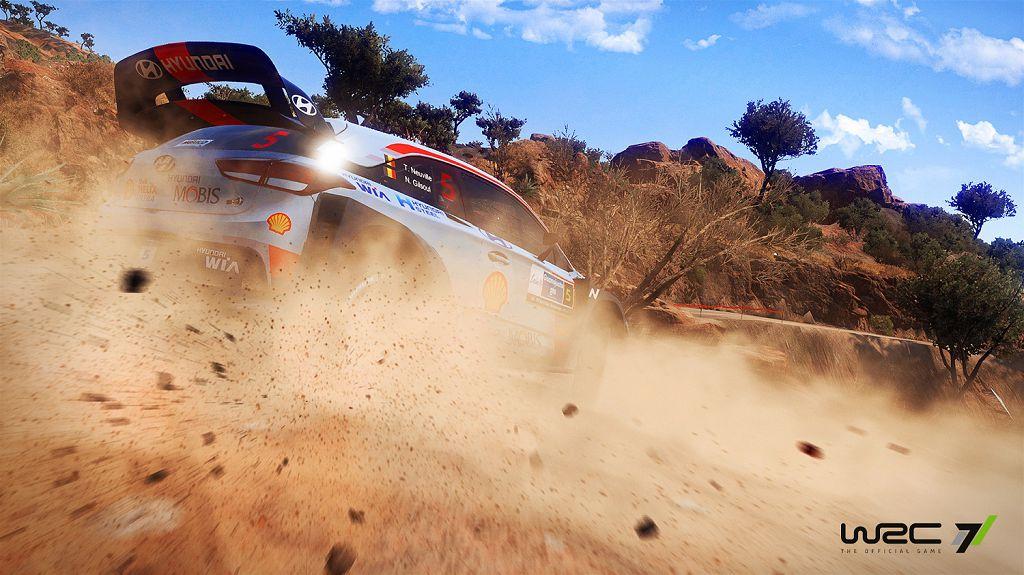 WRC 7 lancio in autunno