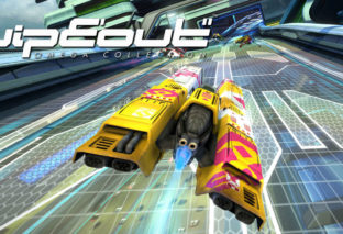 WipEout Omega Collection si mostra in split screen