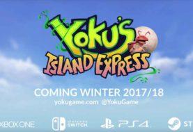 Annunciato il platform Yoku's Island Express