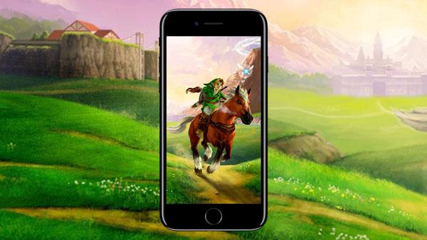 Nintendo sta preparando un The Legend of Zelda per mobile?