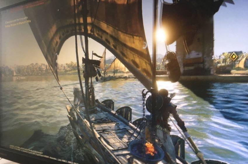 Pioggia di leaks per Assassin's Creed Origins