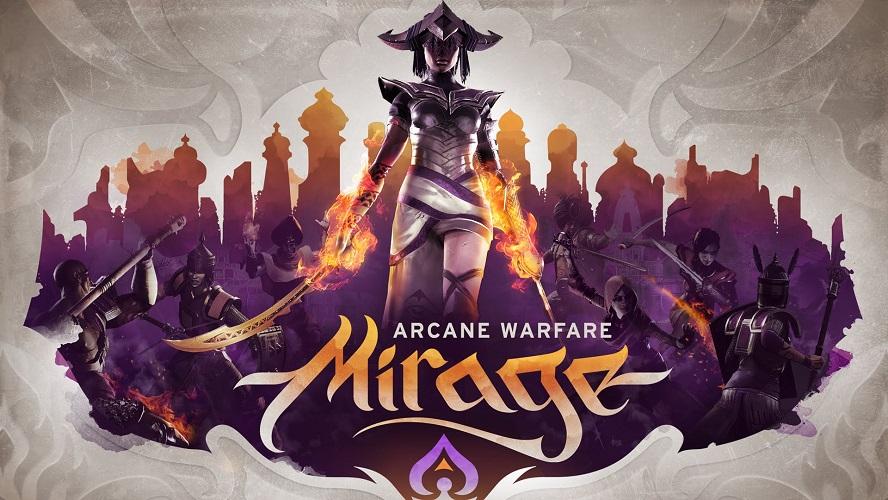 Mirage: Arcane Warfare in Open Beta gratuita